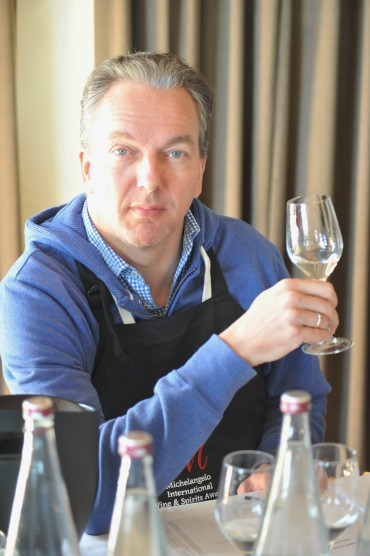 Rum and spirits expert Rene van Hoven from The Netherlands